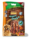 Nobby STARSNACK Wrapped Duck  M, 140 g
