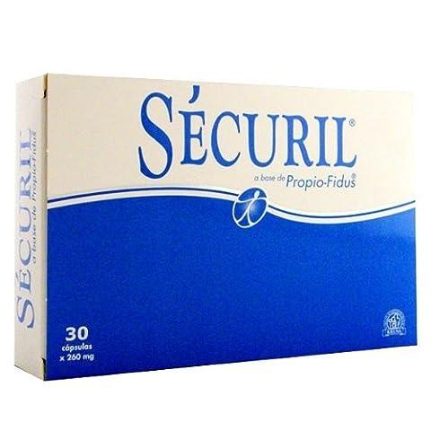 Kiluva Securil Cap 30 Cap