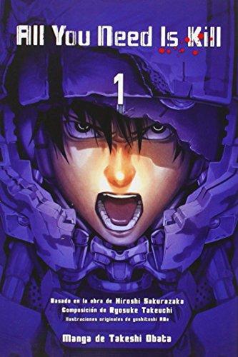 All you need is kill 1 (Manga (norma)) por Takeuchi, Abe, Obata Sakurazaka