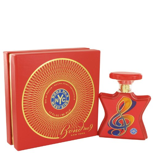 West Side by Bond No. 9 Eau De Parfum Spray 1.7 oz for Women - 100% Authentic by Bond No. 9 (Bond 9 Westside)