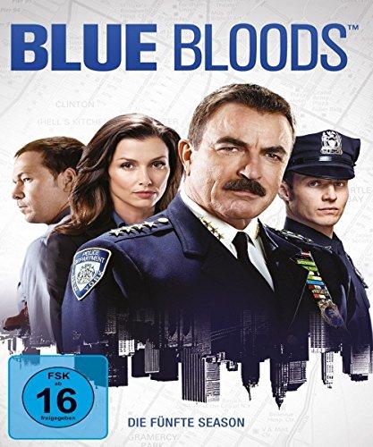 Blue Bloods - Die fünfte Season [6 DVDs] (Donnie Dvd Wahlberg)