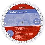 Deutsch - der, die, das: Artikel und Plural / Wheel - Deutsch - der, die, das