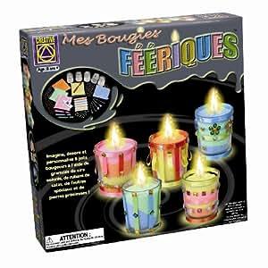 Creative Toys - Ct 5596 - Loisir créatif - Mes Bougies Féériques