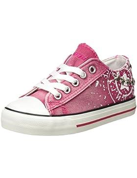 BEPPI Canvas Shoe, Zapatillas de Deporte para Niñas