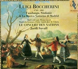 Fandango,Sinfonie & la Musica Nott...