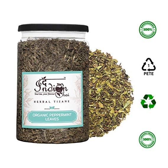 The Indian Chai - Organic Peppermint Leaves