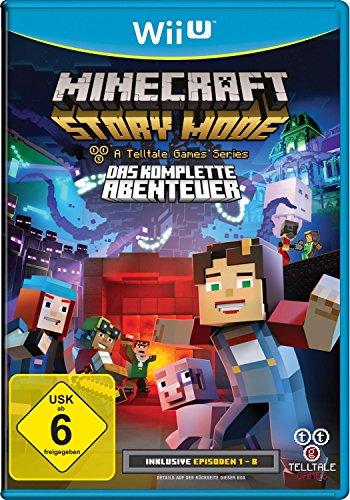 Minecraft: Story Mode - Das komplette Abenteuer (A Telltale Game - Mode Wii-spiele,