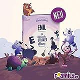 Mein Namensbuch – das Buch zum Selbstgestalten von Framily. Personalisiertes Geschenk für Kinder. Personalisierte Kinderbücher. Geschenk zum Namenstag