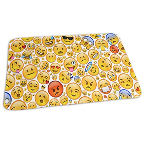Voxpkrs Changing Pad The Emoji Baby Diaper Urine Pad Mat Great Boys Bed Wetting Pads Sheet for Any Places for Home Travel Bed Play Stroller Crib Car