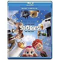 Storks [Blu-ray] [2016]
