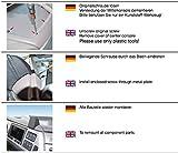 KUDA Navigationskonsole (LHD) für DAF XF 106 (Euro 6) ab 2013 Echtleder Schwarz