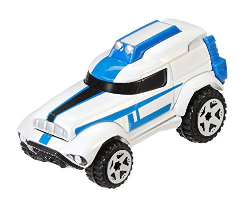 Mattel Hot Wheels Star Wars Vehicle 501st Clone Trooper