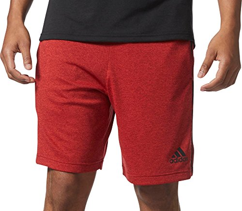 Signatur Kordelzug Hose (adidas Men's Contender Shorts, (Collegiate Burgundy, XXL))