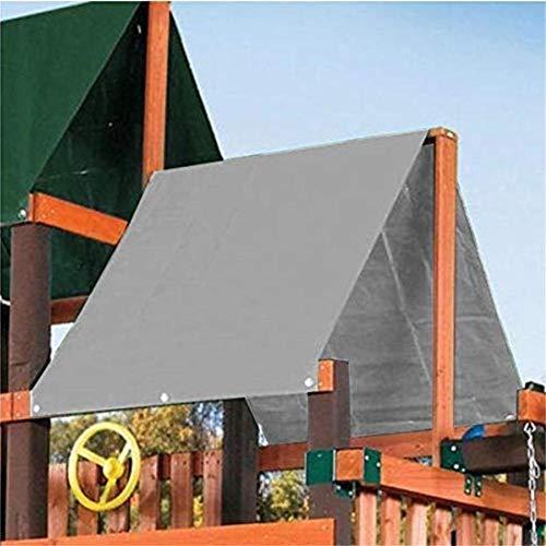 Ersatzdach für Hollywoodschaukel Kenia, Markise Schaukel Sonnenschutz Klettergerüst Spielplatz wasserdichte Plane Sonnenschutz mit Dach, UV Beständig