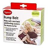 Clippasafe BUMP BELT - Sistema di Posizionamento della Cintura di Sicurezza per Future Mamme