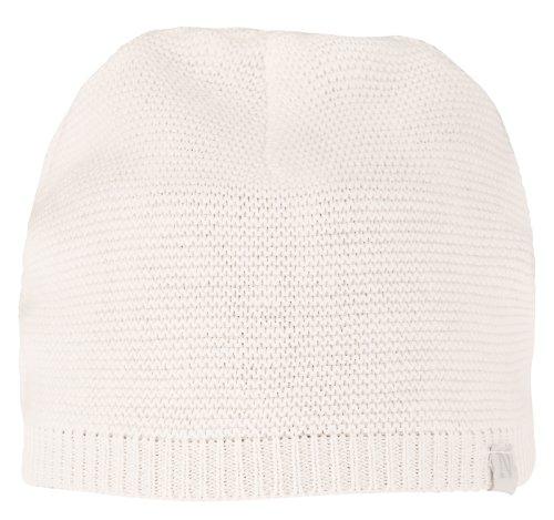 Noppies Unisex - Baby Mützchen 44110-U Hat knit Rosita, Gr. 0-3M, Weiß (White)
