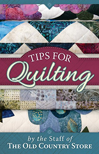 Tips for Quilting (Quilting Stencil-design)