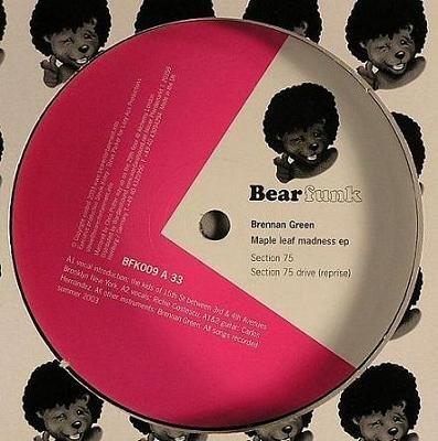 Green Maple Leaf (Maple Leaf Madness EP [Vinyl Single 12''])