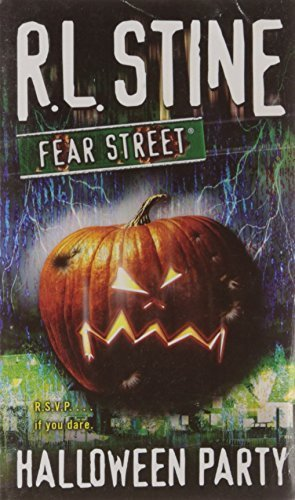 Halloween Party (Fear Street, No. 8) by R. L. Stine (2006) Mass Market Paperback