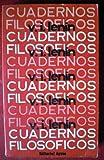 CUADERNOS FILOSÓFICOS