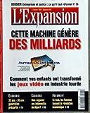 Telecharger Livres EXPANSION No 542 du 05 02 1997 CETTE MACHINE GENERE DES MILLIARDS LA PLAYSTATION DE SONY 20 ANS 30 ANS GENERATION PRECARITE BIEN NEGOCIER SES INDEMNITES DE DEPART EN INDE LES FEMMES LANCENT LA REVOLUTION ECONOMIQUE ENTREPRISES ET JUSTICE CE QU IL FAUT REFORMER (PDF,EPUB,MOBI) gratuits en Francaise