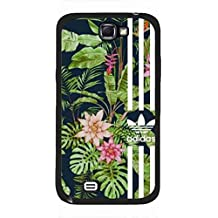 Adidas Impossible Is Nothing Phone Skin,Fans Favorite Adidas Logo Design Phone Cover Funda,Samsung Galaxy Note 2 Funda Cover
