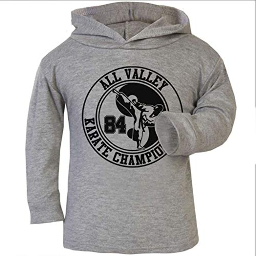 Cloud City 7 All Valley Karate Kid Championship 84 Baby and Kids Hooded Sweatshirt
