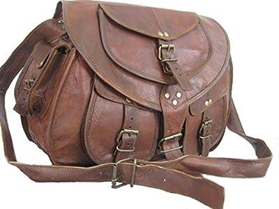 ANUENT sacs en cuir sac à bandoulière sac à main en cuir Party Vintage Soirée disco sac dames sac de loisirs sac en cuir boucle classique