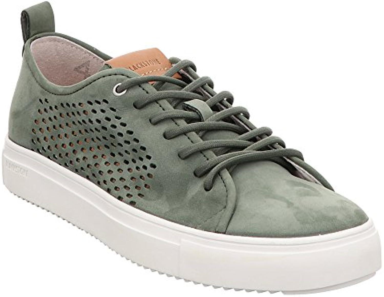 Blackstone PM50 | Sneaker   Grün | Battle
