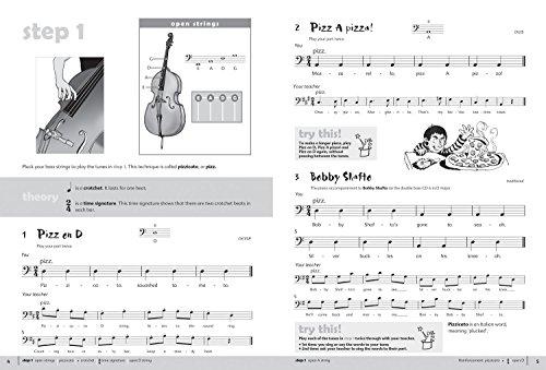 Abracadabra Strings – Abracadabra Double Bass book 1: Bk.1