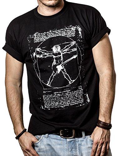 MAGLIETTA BAND - Leonardo Da Vinci T-shirt