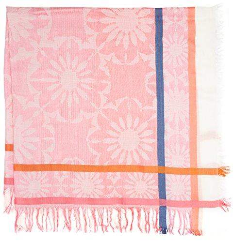 Esprit 057ea1q011, Echarpe Femme Rose (Pink)