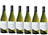 "Vino Bianco Passerina I.G.T. 2018 Cantine""LAMPATO"" Colline Pescaresi - Abruzzo - Italy - Box da 6 Bottiglie da 0,75 lt."