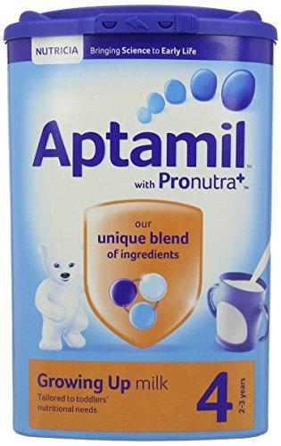 Aptamil Stage 4 Growing Up Milk Powder 800 g (Pack of 6)