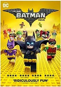 The LEGO Batman Movie [Includes Digital Download] [DVD] [2017]
