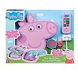 Peppa Pig Playset Maletín Cole (Bandai 06679)
