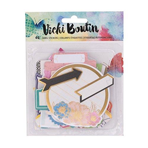 American Crafts 376974Vicki Boutin Paper Pad 30,5x 30,5cm 36Fogli