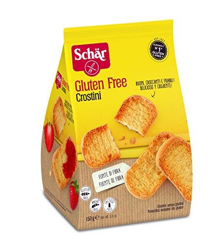 Schär Petit Crisp Petits Pains Grillés Suédois 150 g