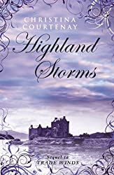 Highland Storms (Choc Lit) (Kinross Series Book 2) (English Edition)