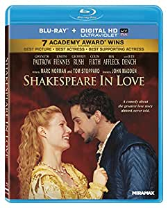 Shakespeare in Love [Blu-ray] [Import anglais]