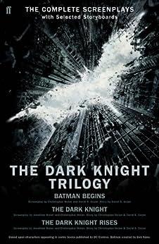 The Dark Knight Trilogy by [Nolan, Christopher]
