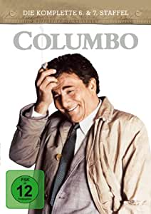 Columbo - Die komplette 6. & 7. Staffel [3 DVDs]