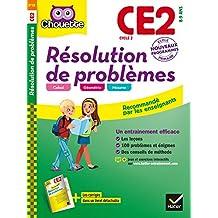 Résolution de problèmes CE2 - Nouveau programme 2016