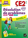 Résolution de problèmes CE2 - Nouveau programme 2016...