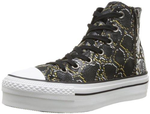 argent Unisex Erwachsene Ct Sneaker Converse Print or Noir noir Platf wqzCTTt