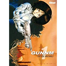 Gunnm - Édition originale - Tome 01 (Gunnm Edition Originale)