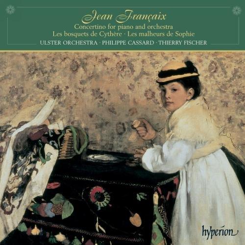 Concertino Pour Piano Et Orchestre, Les Bosquets De Cythère, Les Malheurs De Sophie