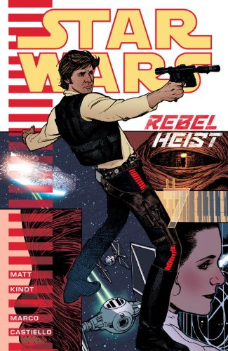 Star Wars: Rebel Heist por Matt Kindt