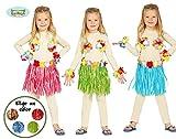 Guirca Fiestas gui16183–Set de Hawai, Infantil (3Piezas)