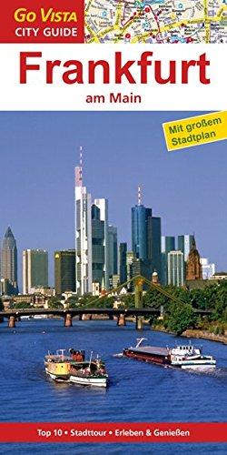 Städteführer Frankfurt am Main: Reiseführer mit Faltkarte